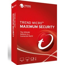 Trend Micro Maximum Security 3  Dispositivi 1 Anno MD