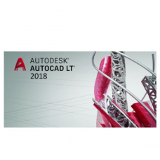 AUTOCAD LT 2018 Abbonamento 1 Anno ELD 057J1WW8695T548
