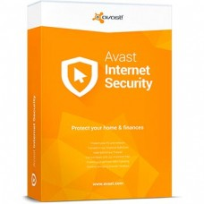 AVAST Internet Security 3 Computer  1 Anno