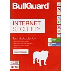 Bullguard Internet Security 3 PC 1 ANNO 5GB