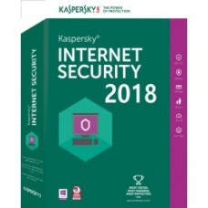 Kaspersky Internet security 2018 MD 3 pc 1 Anno