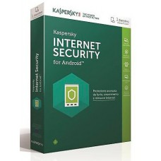Kaspersky Internet Security per Android 2018 1 dispositivo 1 Anno