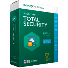 Kaspersky Total security 2018 MD 3 pc