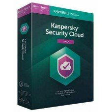 Kaspersky Security Cloud Family 20 Dispositivi ESD