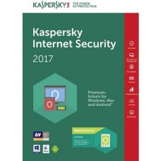 Rinnovo Kaspersky Internet Security 2017  1 PC
