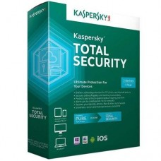 Rinnovo licenza Kaspersky TOTAL Security 3 dispositivi 3 PC