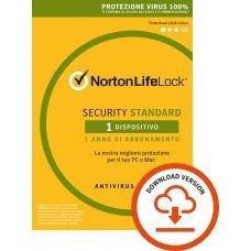 Norton Security Standard 1 PC 1 Anno MD ESD
