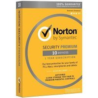 Norton security Premium 10 dispositivi (Mac, Pc, iOS, Android) ESD