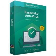 Rinnovo licenza Kaspersky versioni 2017 Anti-Virus 1 PC