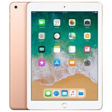 "Apple iPad 2018 Tablet 9.7"" 128 GB Wifi 4G colore Oro MRM22TY⁄A Italia"