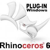 PLUGIN Rhinoceros Windows