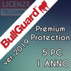 Bullguard Premium Protection 5 PC MAC Android 1 ANNO ESD