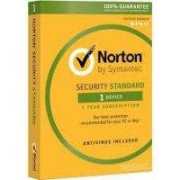 Norton security Standard 1 PC Mac  iOS Android ESD