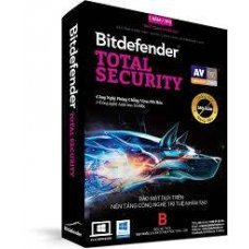 Bitdefender TOTAL Security 2017 10 PC 1 Anno ESD