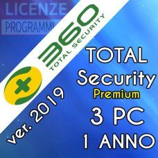 360 Total Security Premium 3 Computer Windows 1 Anno