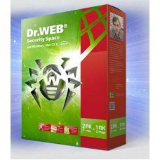 Dr.Web Security Space 1 PC Mac ed 1 Android licenza 1 Anno immagine