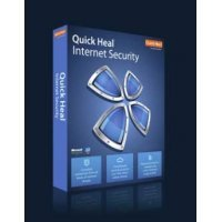 Quick Heal Internet Security Per 3 PC 1 Anno ESD