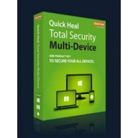 Quick Heal Total Security Multidevice Per 5 Win MAC Android 3 Anni ESD