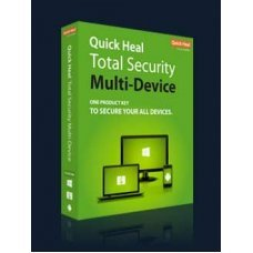 Quick Heal Total Security Multidevice Per 3 Win MAC Android 1 Anno ESD immagine