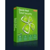 Quick Heal Total Security Per 1 PC 3 Anni ESD
