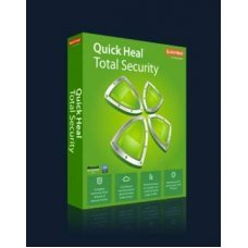 Quick Heal Total Security Per 3 PC 1 Anno ESD