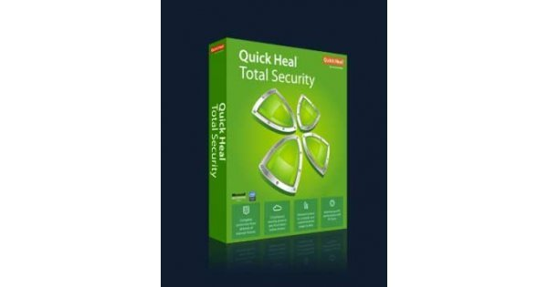Quick heal total security per pc anni esd