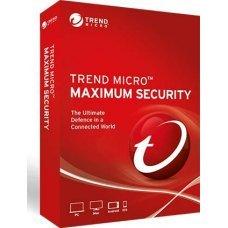 Trend Micro Maximum Security 5 Dispositivi 1 Anno MD immagine