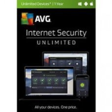 AVG Internet Security 10 Dispositivi device 1 anno ESD