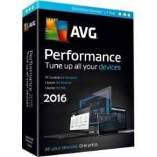 AVG performance esd tutti i tuoi dispositivi 1 ANNO