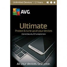 AVG Ultimate Dispositivi Illimitati 1 Anno Licenza versione ESD