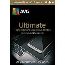 AVG Ultimate Dispositivi Illimitati 2 anni Licenza versione ESD immagine
