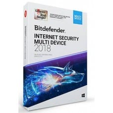 Bitdefender Internet Security 2018 10 PC 1 Anno ESD