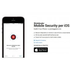 Bitdefender Mobile Security 1 android o iOs 1 Anno ESD