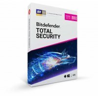 Bitdefender TOTAL Security 2019 1 PC multidevice 1 Anno ESD