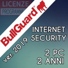 Bullguard Internet Security 2019 2 PC 2 ANNI ESD