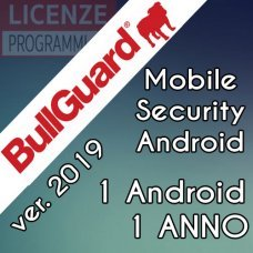 Bullguard Mobile Security 1 Android 1 ANNO ESD immagine