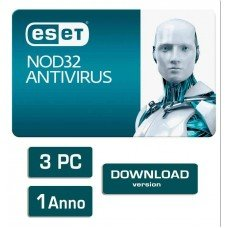 ESET NOD32 Antivirus 10 3 PC 1 Anno ESD