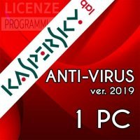Kaspersky Anti Virus 2019 1 Computer Windows 1 Anno