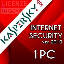 Kaspersky Internet Security 2019 1 Computer Windows o Mac 1 Anno