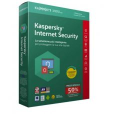 Kaspersky Internet Security 2019 5 Computer Windows o Mac 2 Anni