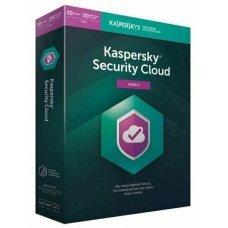 Kaspersky Security Cloud Family 20 Dispositivi ESD