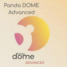 Panda Dome Advanced - 10 PC Win Mac Android - 1 Anno ESD immagine
