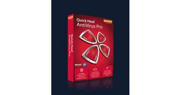 Quick heal antivirus pro per pc anni esd