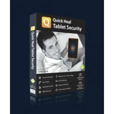 Quick Heal Total Security Per Tablet Android 1 Anno ESD