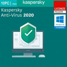 Kaspersky Internet Security 2020 10 PC MultiDevice Win Mac Android 1 Anno ESD