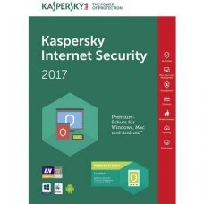 Rinnovo Kaspersky Internet Security 2017  5  PC dispositivi
