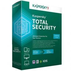 Rinnovo licenza Kaspersky TOTAL Security 1 dispositivi