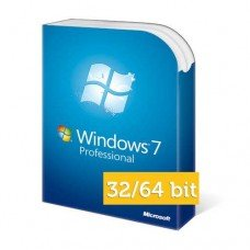 Windows 7 Professional oem 1PC 32/64 bit versione completa esd