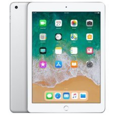 "Apple iPad  Tablet 9.7"" 6 gen. 128 GB Wifi 4G Argento MR732TY⁄A Italia"