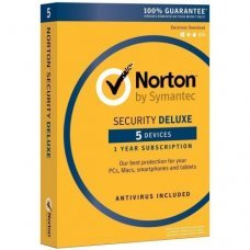 Norton Security Deluxe 5 Mac Pc iOS Android ITA 2 Anni ESD